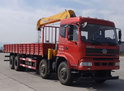 十通牌STQ5311JSQB5型随车起重运输车