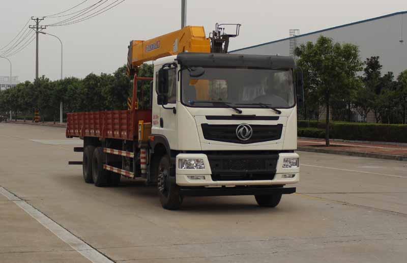东风牌EQ5250JSQL1型随车起重运输车