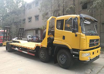 【25吨】楚风小三轴低平板运输车