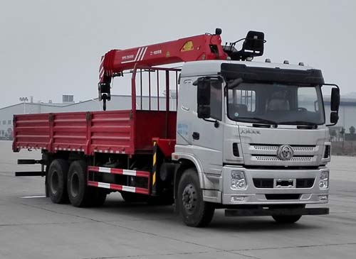 十通牌STQ5258JSQS5型随车起重运输车