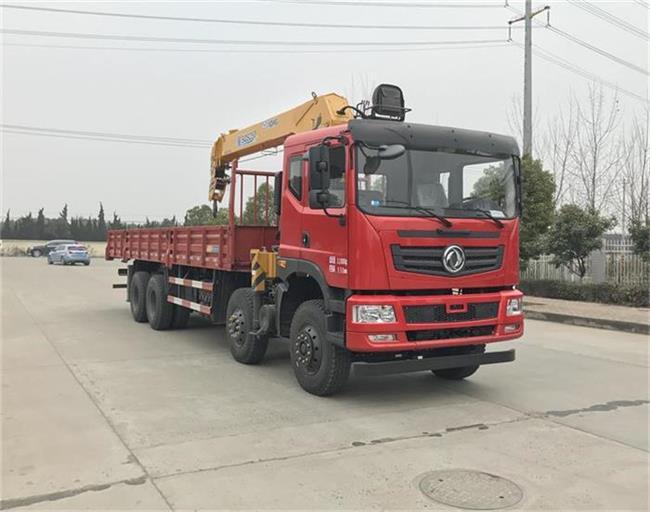 东风牌EQ5311JSQLV型随车起重运输车