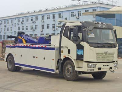 程力威牌CLW5160TQZC5型清障车