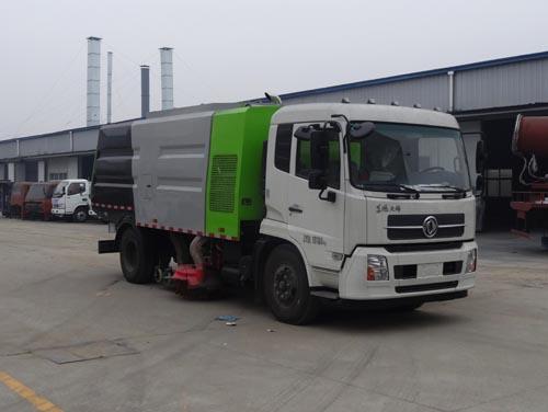 虹宇牌HYS5180TXSE5型洗扫车
