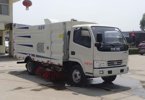 虹宇牌HYS5070TSLE5型扫路车
