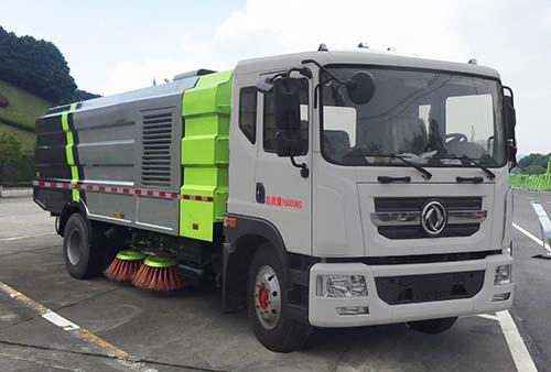 虹宇牌HYS5163TXSE5型洗扫车