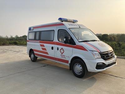 程力重工牌CLH5041XJHSH5型救护车