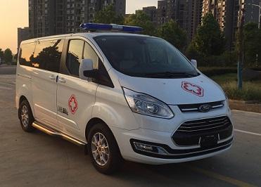 程力威牌CLW5033XJHJ5型救护车