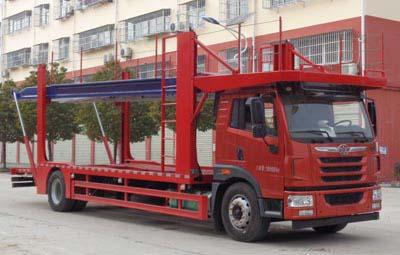 程力威牌CLW5183TCLC5型车辆运输车