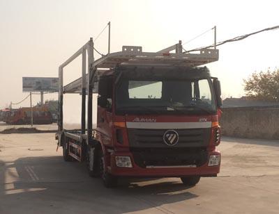 程力威牌CLW5208TCLB5型车辆运输车