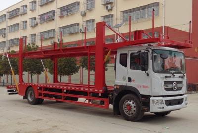 程力威牌CLW5182TCL5型车辆运输车