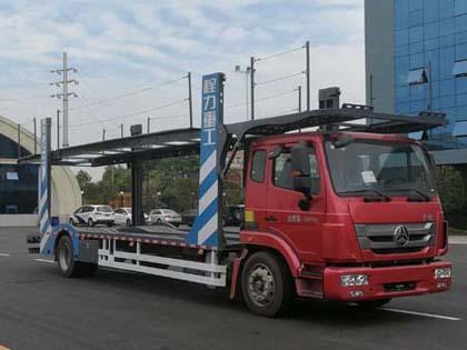 程力重工牌CLH5185TCLZ5型车辆运输车