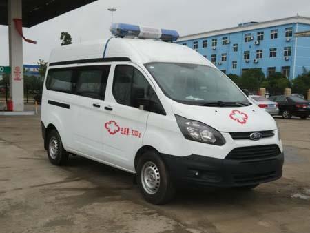 程力重工牌CLH5033XJHJ5型救护车