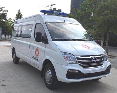 程力威牌CLW5046XJHS5型救护车