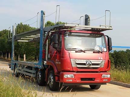 程力重工牌CLH5225TCLZ5型车辆运输车