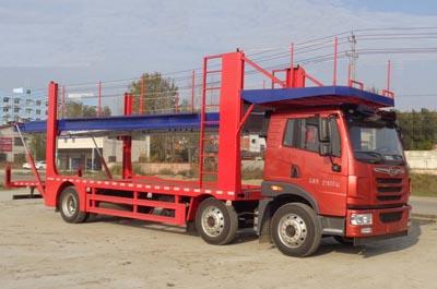 程力威牌CLW5221TCLC5型车辆运输车