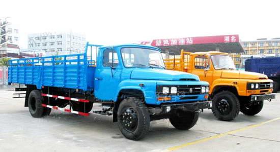 东风单排柴油教练车