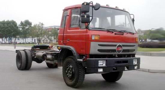 HQG4110GD3型牵引汽车